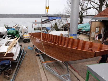 wiegen Fährboot