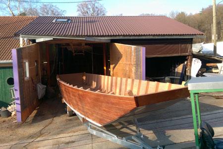 Fährboot Ausflug