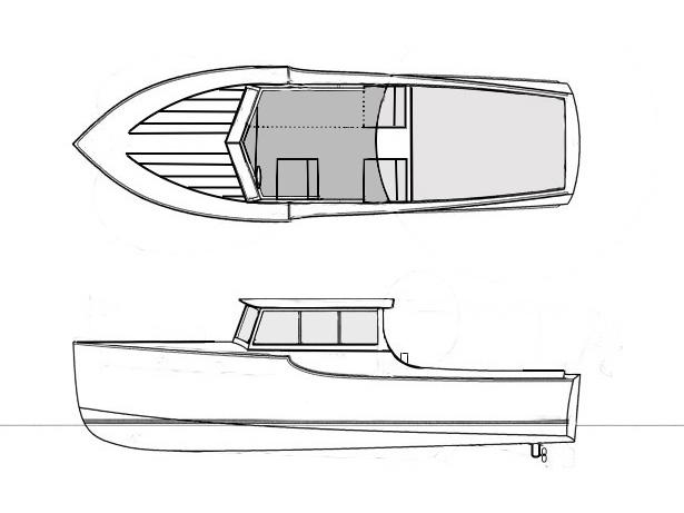 Entwurf Simmerding Rivello 7.5 Cabina
