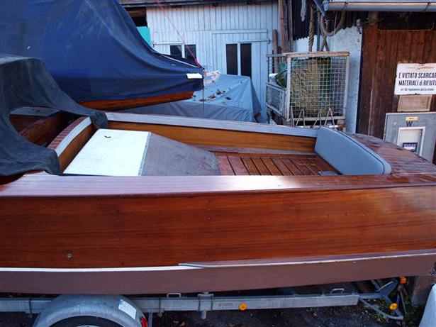 Abbate Motorboot Klassiker