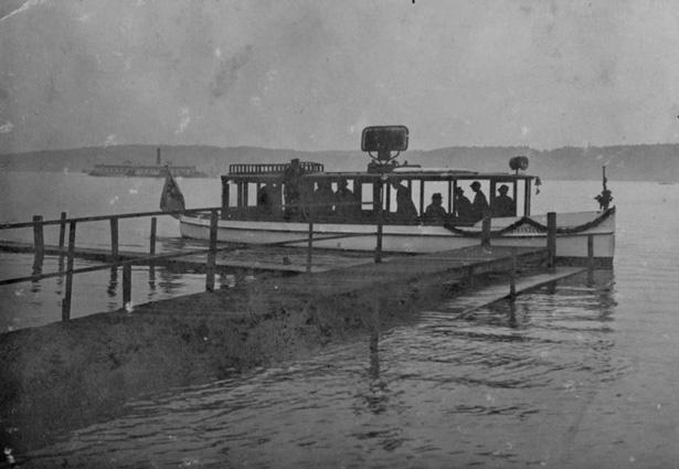 Fahrgastschiff Starnberg