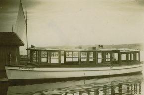 Starnberg II – Linienschifffahrt in den 30er Jahren