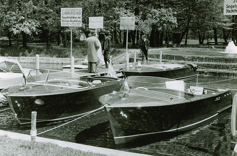Bootswerft Simmerding