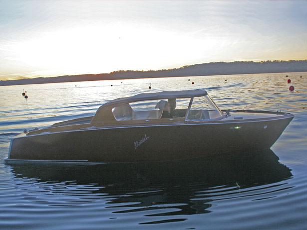 Boesch Cabrio Oldtimer