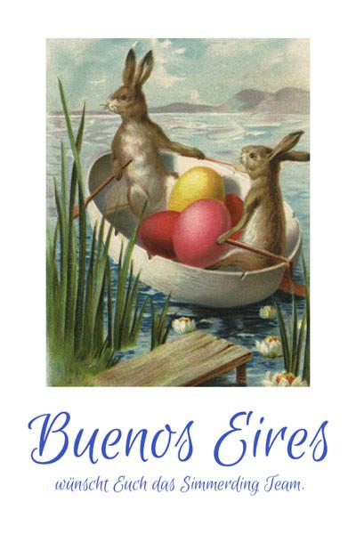 Buenos Eires wünscht Euch das Simmerding Team.