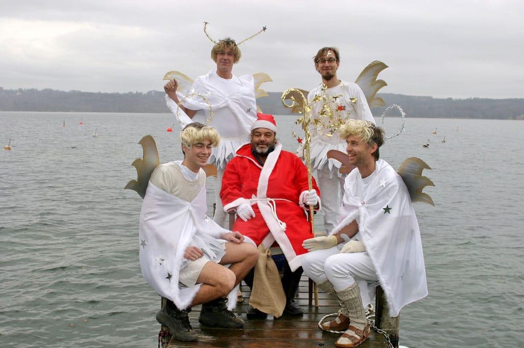 Simmerding Weihnachtskarte 2003