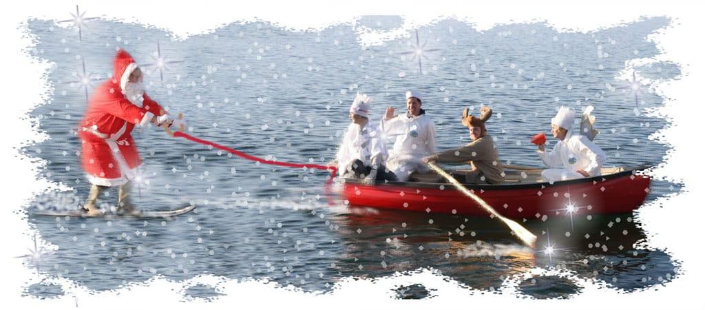 Simmerding Weihnachtskarte 2008