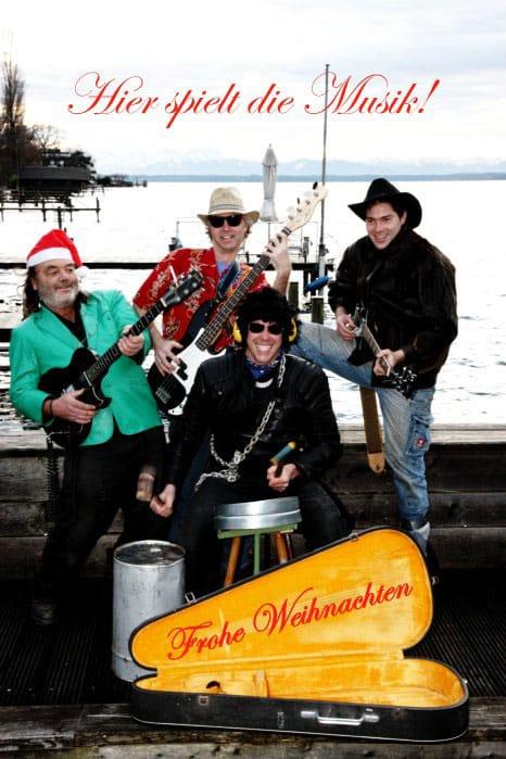 Simmerding Weihnachtskarte 2011