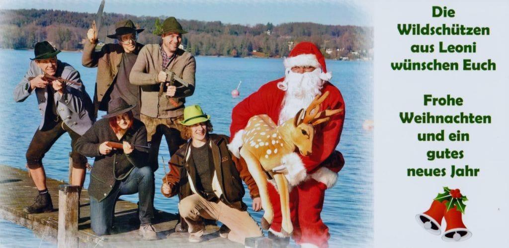 Simmerding Weihnachtskarte 2015