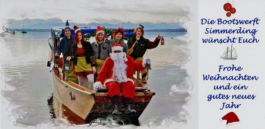Simmerding Weihnachtskarte 2016