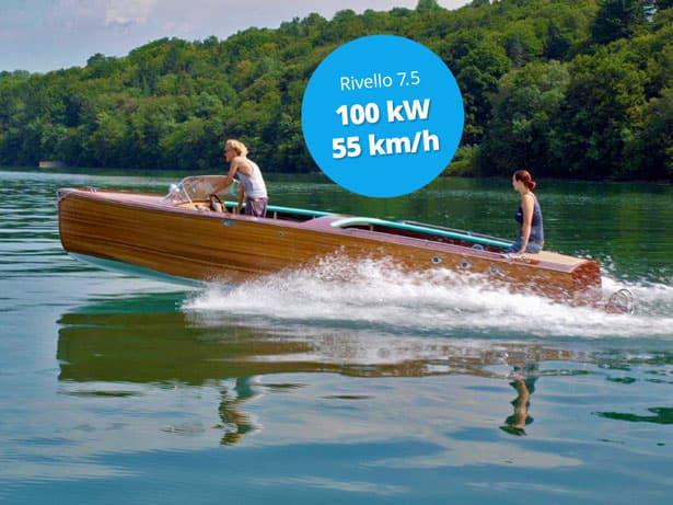 Simmerding Rivello 7.5 - 100 kw - 55 km/h